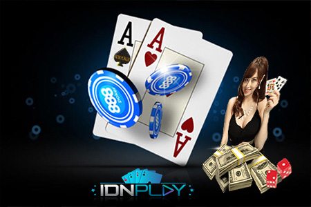 Texas Hold'em Poker IDNPLAY Terbesar